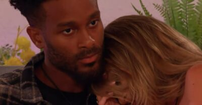 Faye cries on Love Island after dumping Teddy at the recoupling