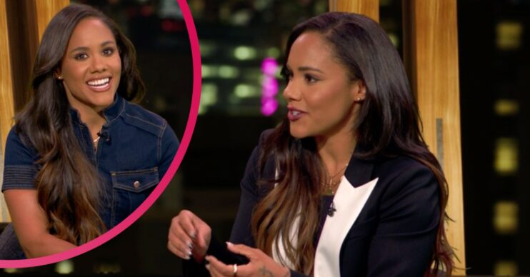 Alex Scott fires back at criticism of her pronunciation during BBC's Olympics coverage