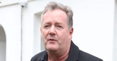 Piers Morgan is still suffering from COVID-19 symptoms