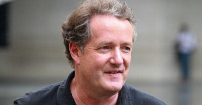Piers Morgan thinks he got COVID at the Euro final