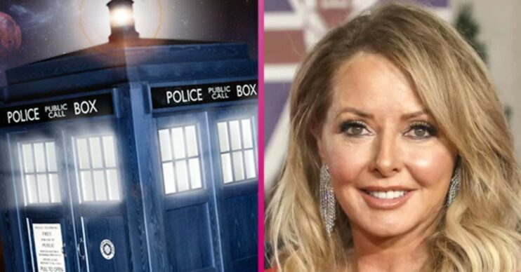Carol Vorderman fans on Twitter want her to be the new Doctor Who assistant