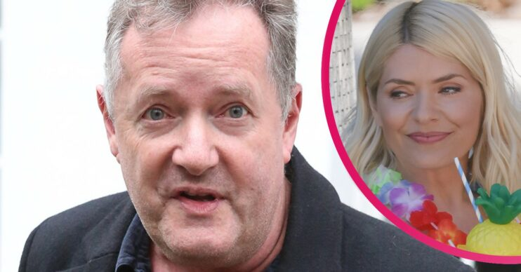 Piers Morgan rejected by Holly Willoughby over Good Morning Britain
