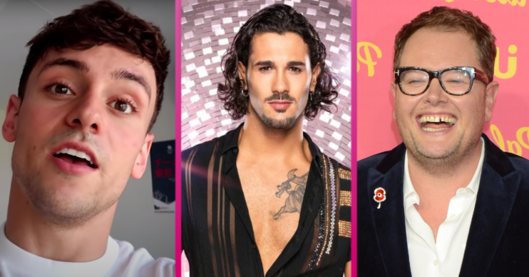 Strictly Come Dancing 2021 'set to include first ever all-male dance pairing following celebrity signing'