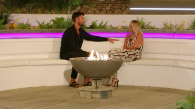 Liam again tries to explain to Millie his actions in Casa Amor