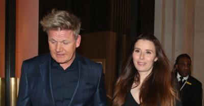 Gordon Ramsay news wife Tana stuns in wedding dress