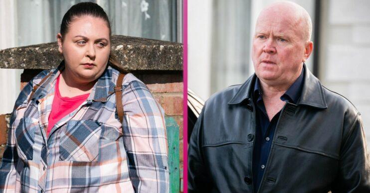 EastEnders spoilers Bernie and Phil