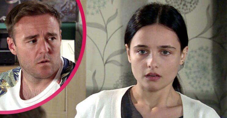 Coronation Street spoilers Tyrone and Alina