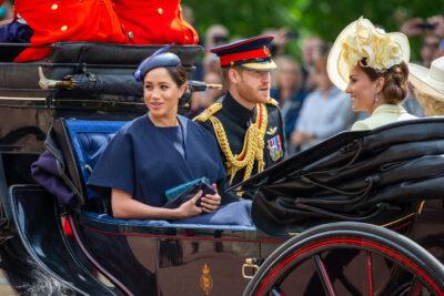 kate middleton meghan markle at royal event
