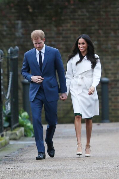 Meghan Markle's gives a glimpse of Lilibet in 40 x 40 video
