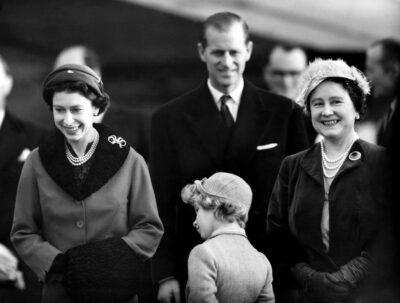 Queen mother's birthday