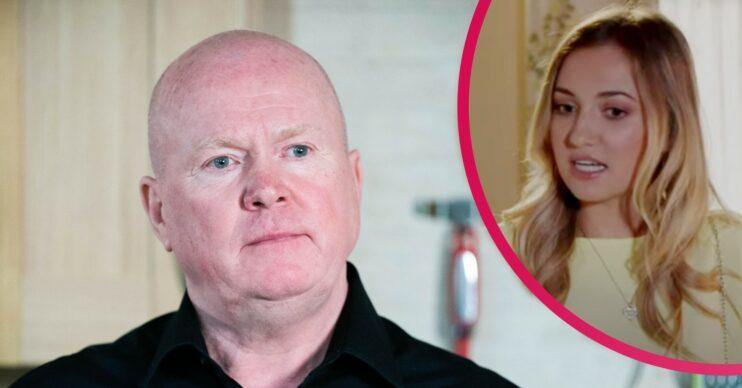 EastEnders spoilers Phil and Louise