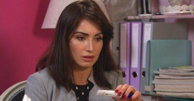 Emmerdale spoilers - Leyla takes a pregnancy test