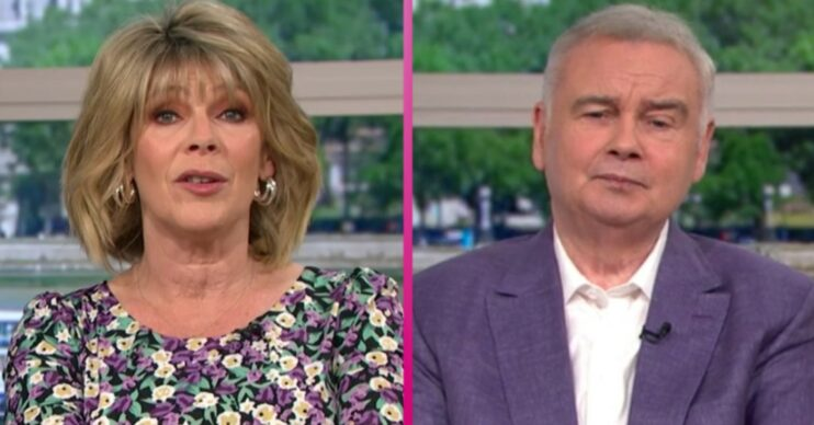 This Morning: Ruth Langsford and Eamonn Holmes