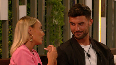 Millie and Liam on Love Island 2021 discuss their relationship