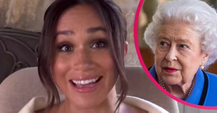 Meghan Markle latest news - Duchess accused of mocking The Queen