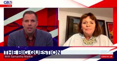 Samantha Markle slams Meghan Markle in new GB News interview