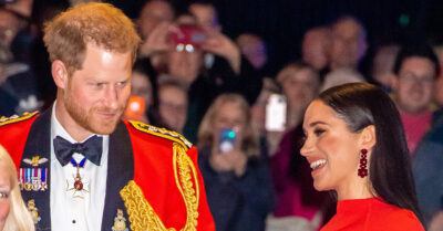 Meghan Markle says she knew little about the Royals before meeting Harry
