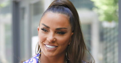 Katie Price sparks wedding speculation on holiday