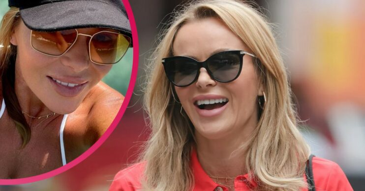 Amanda Holden has posted another bikini snap on Instagram