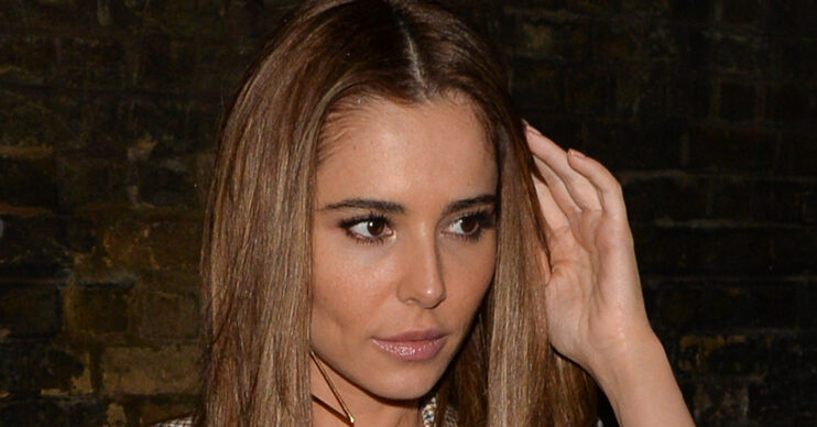 Cheryl stuns fans with sultry bathrobe pic