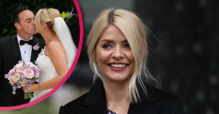 Ant McPartlin wedding missed by Holly Willoughby