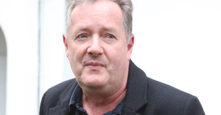 Piers Morgan reveals weight loss