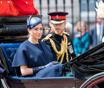 William and Kate won't be able to relax because of Meghan and Harry