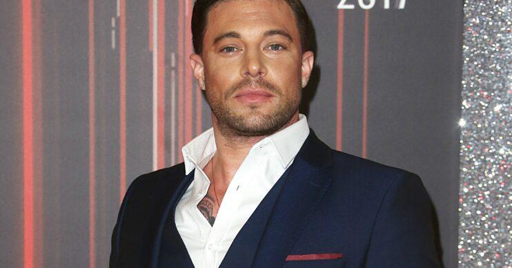 Celebrity MasterChef star Duncan James
