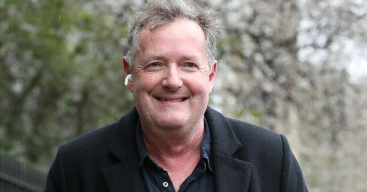 Piers Morgan ofcom
