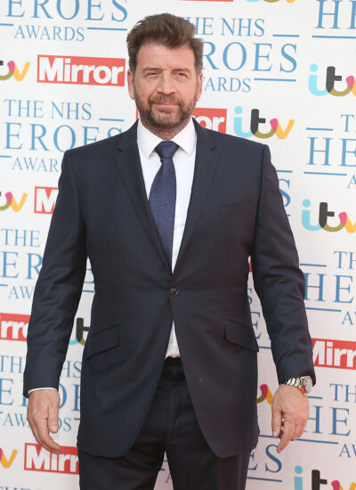 Nick Knowles is being replaced for the Children In Need DIY SOS