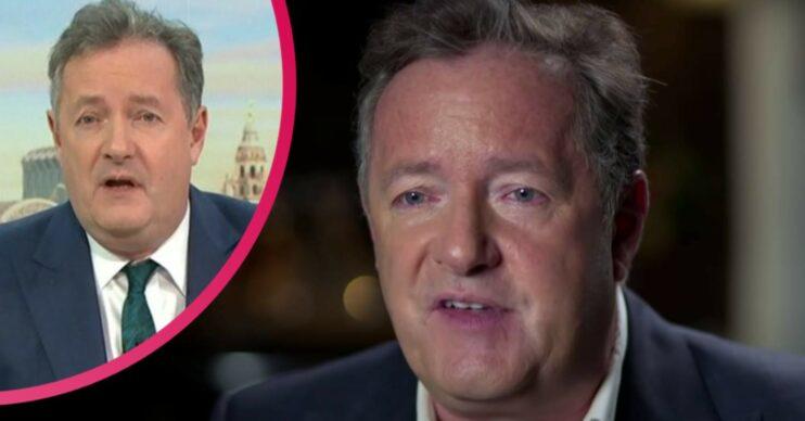 Piers Morgan covid symptoms