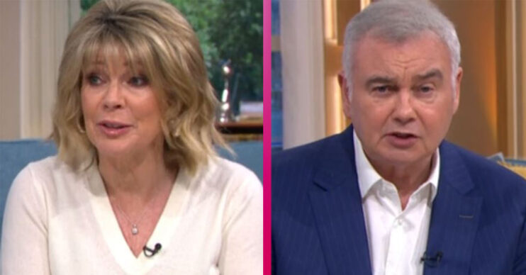 This Morning hosts Ruth Langsford and Eamonn Holmes