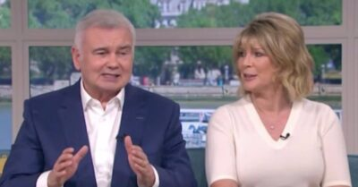 This Morning's Eamonn Holmes makes age gaffe after announcing Tilly Ramsey for Strictly