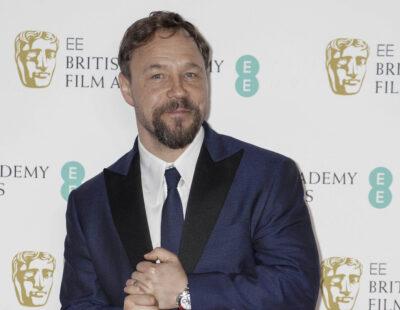 Stephen Graham stars alongside Jodie Comer in Channel 4's Help