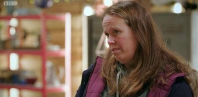 The Repair Shop star Helen Bannan
