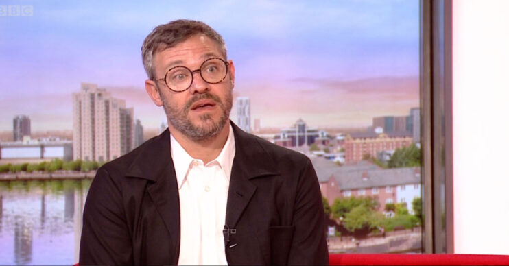 Will Young on BBC Breakfast