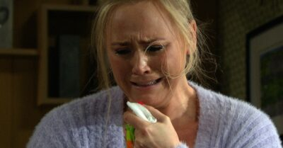 Emmerdale Spoilers Tracy upset
