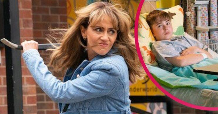 Coronation Street spoilers maria goes mad