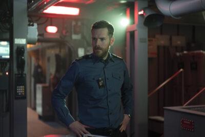 Shaun Evans stars in BBC One thriller Vigil