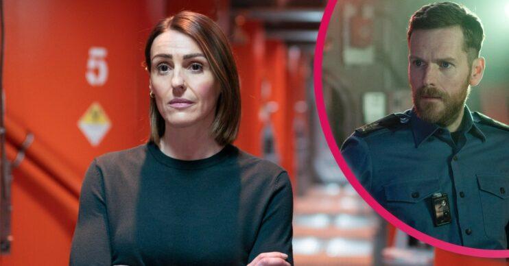 Suranne Jones stars in BBC One thriller Vigil