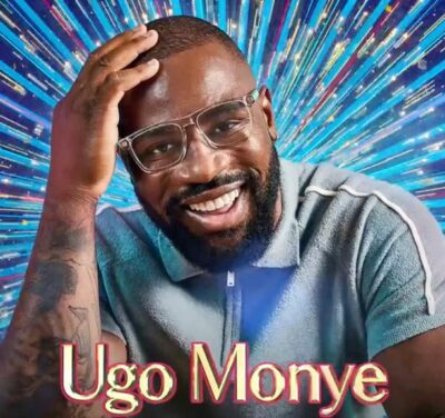 Ugo Monye announced as final Strictly Come Dancing contestant