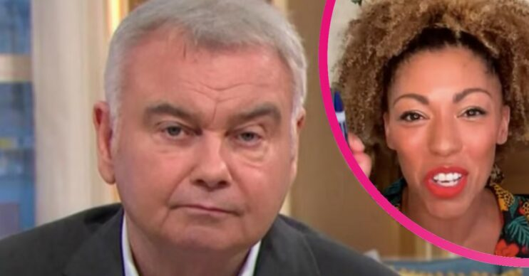 Eamonn Holmes 'racsit' comment to Dr Zoe Williams