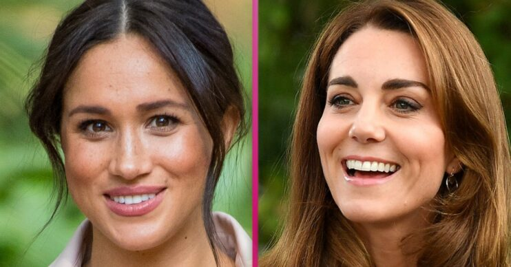 Kate Middleton and Meghan Markle 'working on Netflix documentary together'
