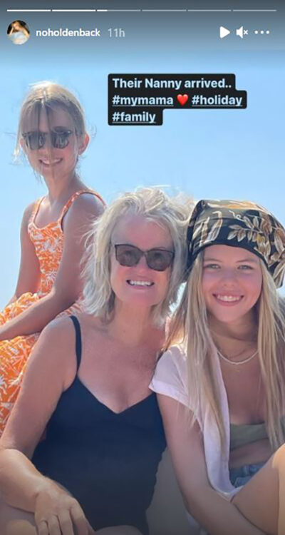 Amanda Holden daughter