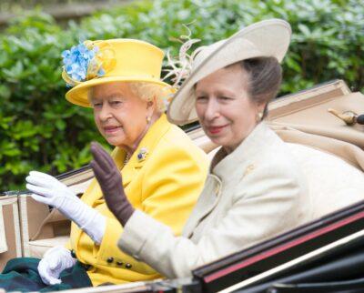 Anne, Princess royal marks birthday