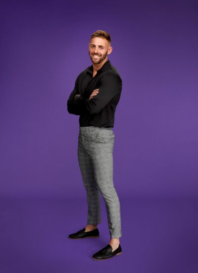 Married at First Sight UK cast Adam