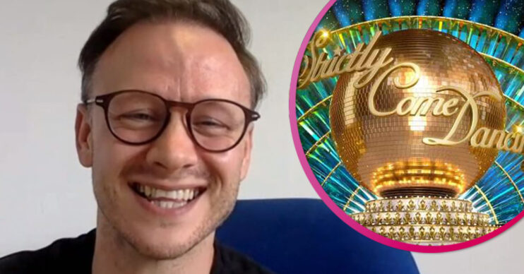 Kevin Clifton talks about Strictly