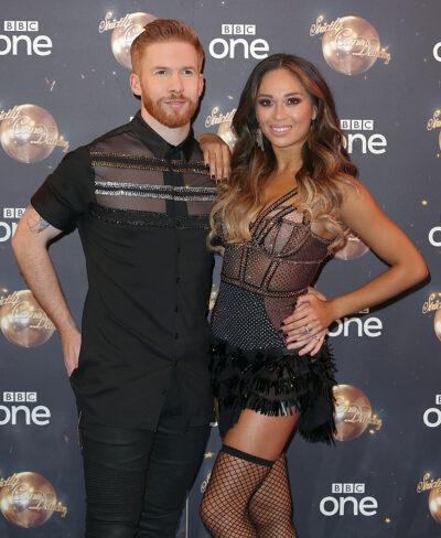 Neil Jones Strictly Come Dancing