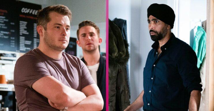 EastEnders spoilers tonight: What's happening on Tuesday, August 17 2021 Ben Kheerat