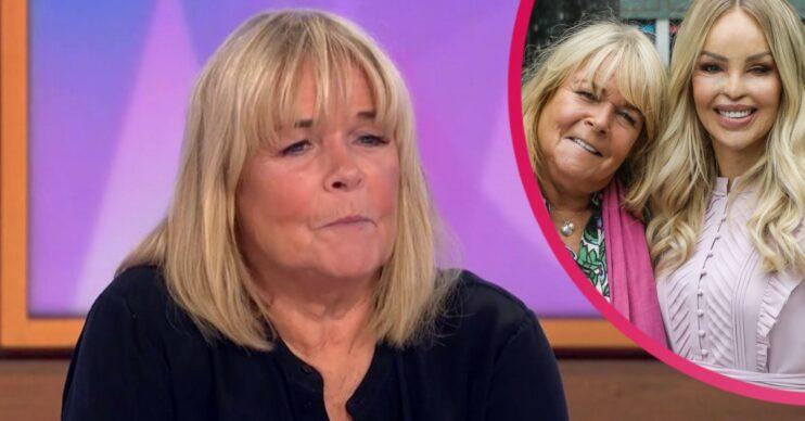 Loose Women cast member Linda Robson